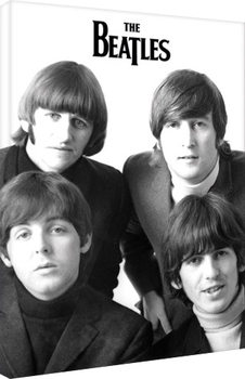 Beatles - band Canvas Print
