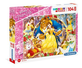 Puzzle Beauty And The Beast