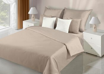 Bed sheets Beige