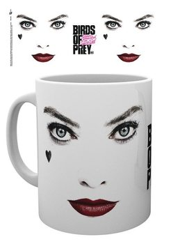 Cup Birds Of Prey: And the Fantabulous Emancipation Of One Harley Quinn - Face