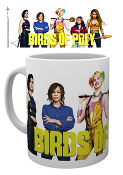 Caneca Birds Of Prey: And the Fantabulous Emancipation Of One Harley Quinn - Group