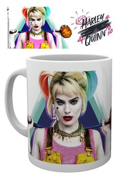 Mug Birds Of Prey: And the Fantabulous Emancipation Of One Harley Quinn - Harley Quinn