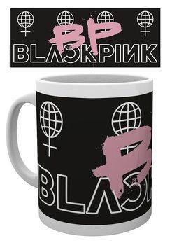 Cup Black Pink - Drip