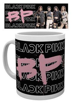 Mug Black Pink - Glow