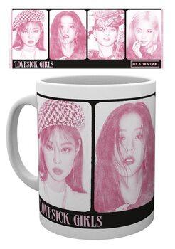 Muki Black Pink - Love Sick Girls