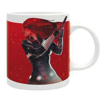 Mug Black Widow - On Fire