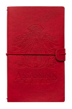 Bloco de notas Assassin's Creed