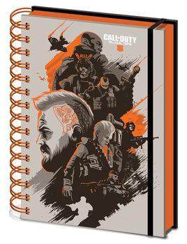 Bloco de notas Call Of Duty - Black Ops 4