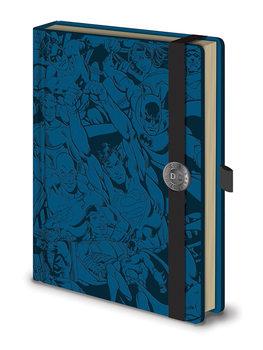 Bloco de notas DC Originals A5 Premium