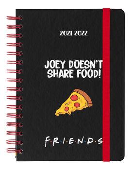 Bloco de notas Diário Friends