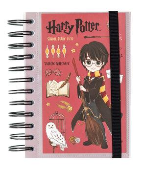 Bloco de notas Diário Harry Potter