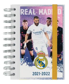 Bloco de notas Diário Real Madrid