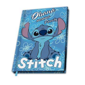 Bloco de notas Disney - Lilo & Stitch