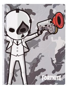 Bloco de notas Fortnite A4