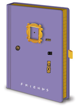 Bloco de notas Friends - Frame