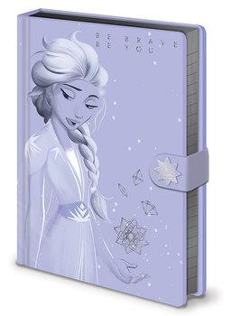 Bloco de notas Frozen 2 - Lilac Snow