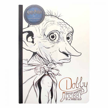 Bloco de notas Harry Potter - Dobby