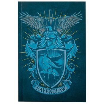 Bloco de notas Harry Potter - Ravenclaw