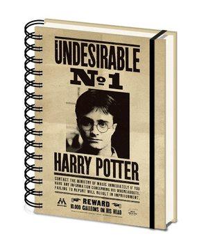 Bloco de notas Harry Potter - Sirius & Harry 3D Cover
