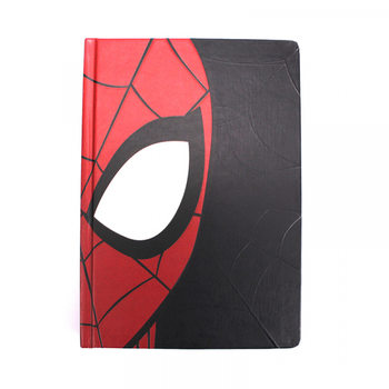 Bloco de notas Marvel - Spiderman