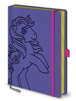 Bloco de notas My Little Pony Retro Premium