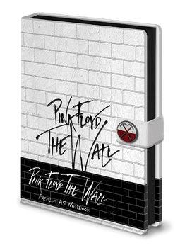 Bloco de notas Pink Floyd - The Wall