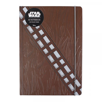 Bloco de notas Star Wars - Chewbacca