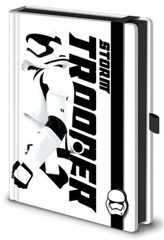 Bloco de notas Star Wars Episode VII: The Force Awakens - Stormtrooper Premium A5