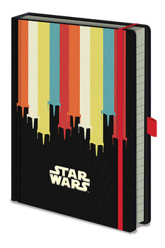 Bloco de notas Star Wars - Nostalgia
