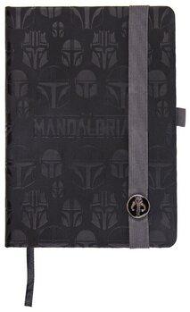 Bloco de notas Star Wars: The Mandalorian