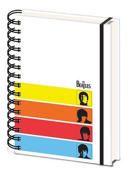 Bloco de notas The Beatles - A Hard Day's Night