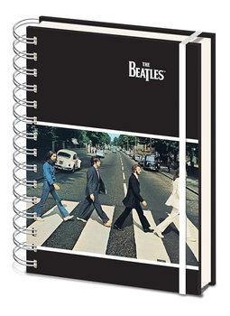 Bloco de notas The Beatles - Abbey Road
