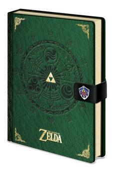 Bloco de notas The Legend of Zelda