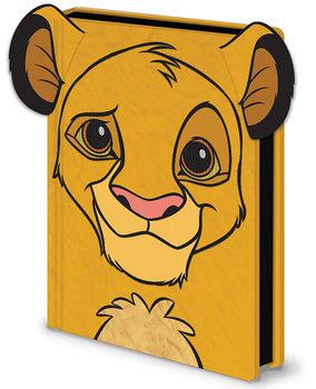 Bloco de notas The Lion King - Simba