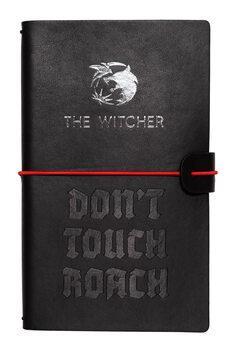 Bloco de notas The Witcher - Don't Touch Roach