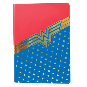 Bloco de notas Wonder Woman