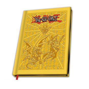 Bloco de notas Yu-Gi-Oh - Millenium Items