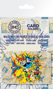 Bolsa para cartões DC Comics - Heroes