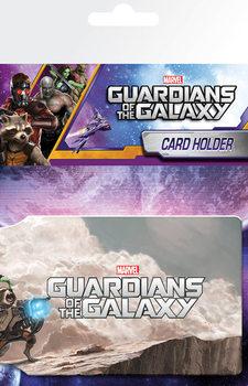 Bolsa para cartões Guardians of the Galaxy - Cast