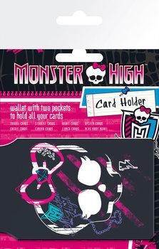 Bolsa para cartões  MONSTER HIGH - Logo