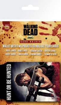Bolsa para cartões The Walking Dead - Daryl
