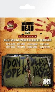 Bolsa para cartões The Walking Dead - Dead Inside