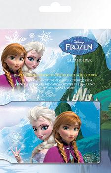 Bolsa para cartões Frozen - Anna & Elsa