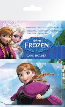Bolsa para cartões Frozen - Anna