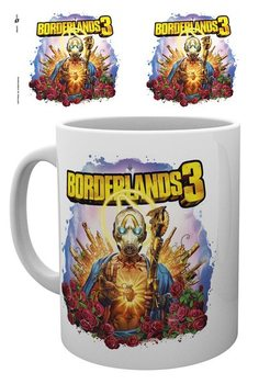 Cup Borderlands 3 - Key Art