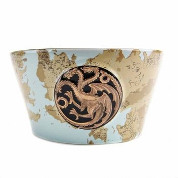 Bowl Game of Thrones - Plaque & Map Dishes