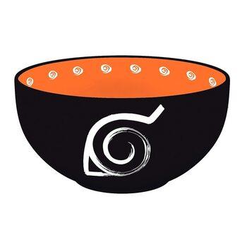 Dishes Bowl Naruto Shippuden - Konoha