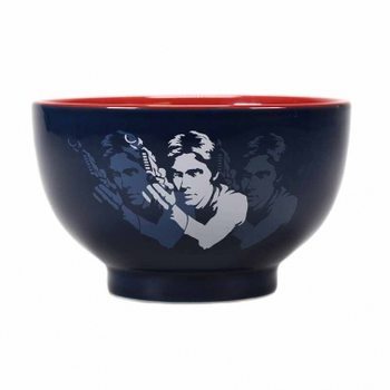 Bowl Star Wars - Han Solo Dishes