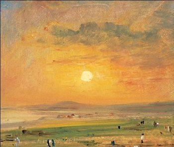 Brighton Beach, 1824-26 Reproduction d'art