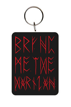 Bring Me The Horizon - Logo Red Porte-clés